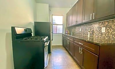 Kitchen, 536 W 158th St 61, 1