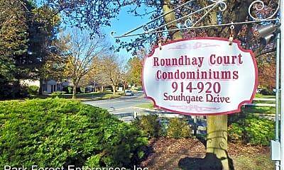 Community Signage, 916 Southgate Dr, 1