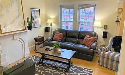 Living Room, 430 E 3rd St, 0