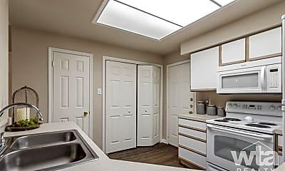Kitchen, 4201 Monterey Oaks Blvd, 1