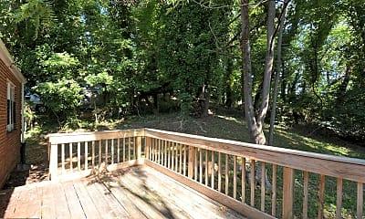 Patio / Deck, 400 Cedar Ridge Dr, 2
