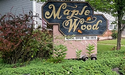 Maple Wood Apartments, 1