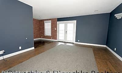 Living Room, 610 W 25th St, 2