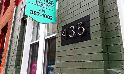 Community Signage, 435 N Napa St, 0