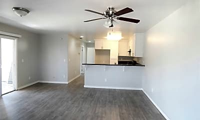 Living Room, 9316 Palm St, 1
