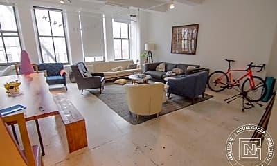 Living Room, 103 Bowery, 1