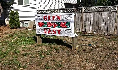 Glen East Apartments, 1