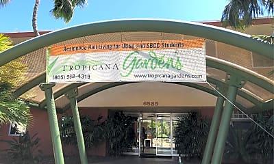 Tropicana Gardens, 1