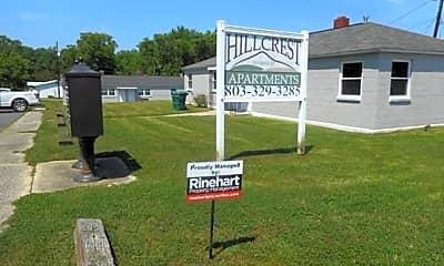 Community Signage, 113 Mill St, 0