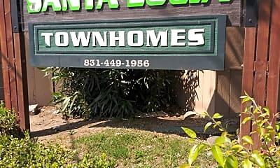SANTA LUCIA TOWNHOUSE APTS, 1