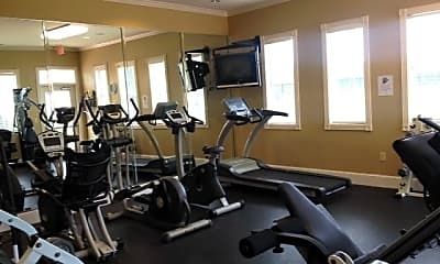 Fitness Weight Room, 1000 Diamond Drive, 1