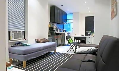 Living Room, 247 W 109th St, 0