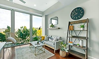 Living Room, The Washington at Chatham, 1