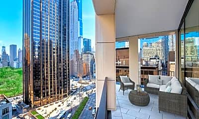 Patio / Deck, 15 W 61st St, 0