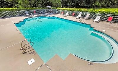 Pool, Woodbridge Apartments, 0