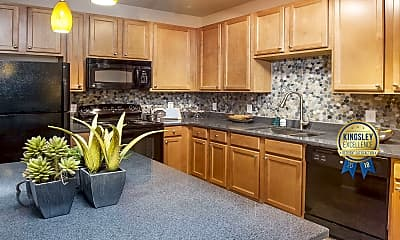 Kitchen, Luxe at 1820, 0