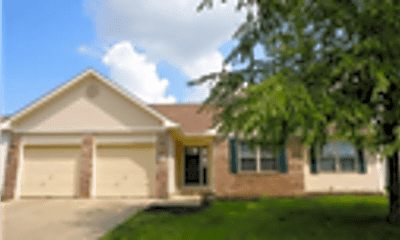 Building, 1432 Mimosa Court, 1