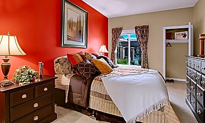 Bedroom, FountainGlen Grandisle 55+, 1