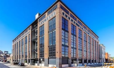 Building, 1220 Bank St 302, 2