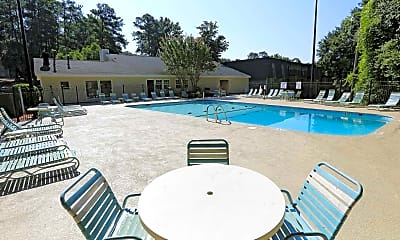 Pool, Peachtree Place, 0