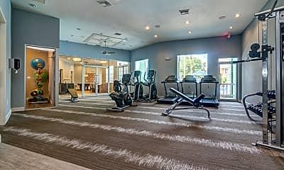 Fitness Weight Room, Bruno Hunter's Creek, 2