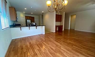 Living Room, 8741 Donson Way, 2