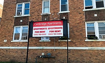 Cambridge Apartments, 1