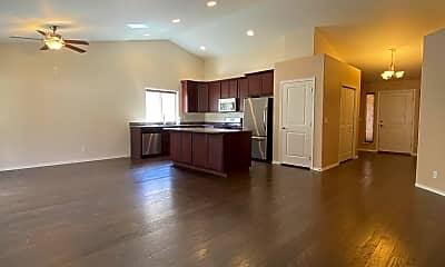 Living Room, 8665 Salmonberry, 1