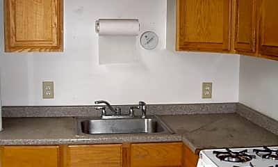 Kitchen, 250 Lark St, 1