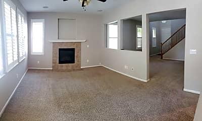 Living Room, 6602 Panther Creek Dr, 1