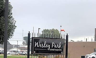Wesley Park Apartments, 1