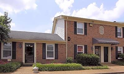 Building, Charleston Hall, 0