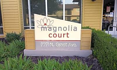 Magnolia Court, 1
