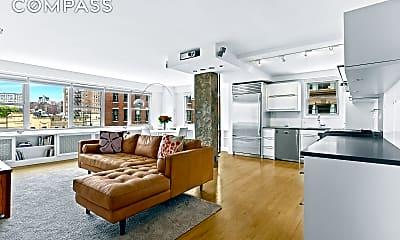 Living Room, 3 Sheridan Square 8-H, 0