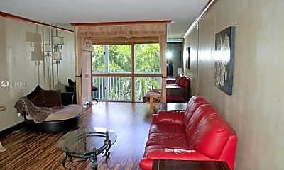 Living Room, 1000 NE 12th Ave 506, 1