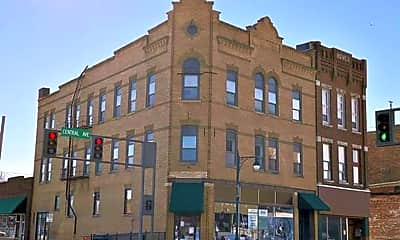 Building, 1109 Central Ave, 0