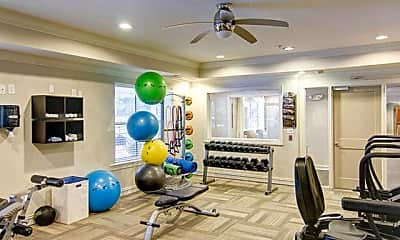 Fitness Weight Room, 2900 Pharr Ct S NW Unit #2, 2