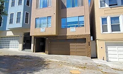 Building, 837 Arguello Blvd, 0