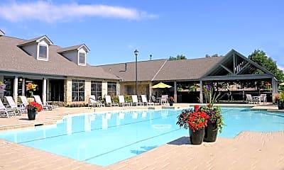 Pool, Sandstone Creek, 1