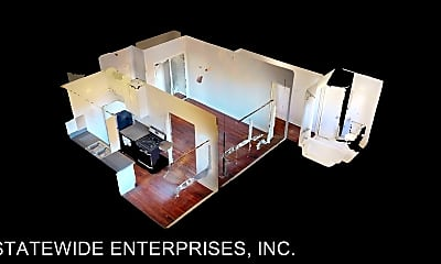 Bathroom, 669 S Union Ave, 2
