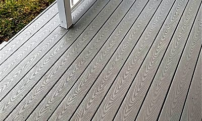 Patio / Deck, 1022 S 2nd St, 2
