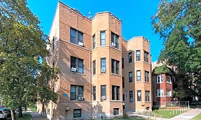 Building, 6505 N Hoyne Ave, 0