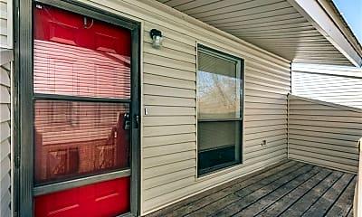 Patio / Deck, 4100 N Drexel Blvd Unit D, 0
