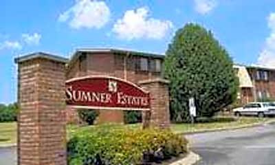 Community Signage, Sumner Estates, 1