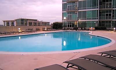Pool, 923 Peachtree St., #2009, 2
