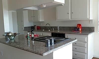 Kitchen, Royal Towers Apartments, 2