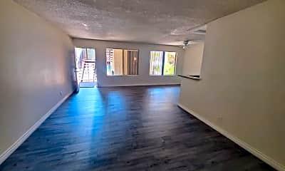 Living Room, 6041 Whitsett Ave, 1