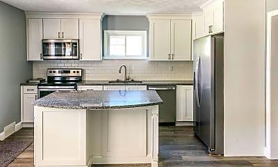 Kitchen, 675 N Overlook Dr, 2