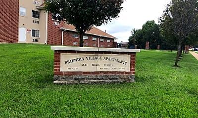 Friendly Village Apartments, 1