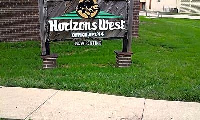 Horizons West, 1